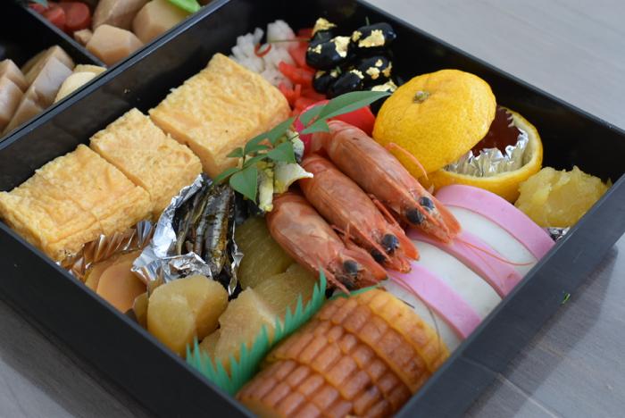 銀座 寿司さいしょ の おせち 〜 豪華で美味しくて安心! こだわり手作り二段重が今年も最高だった!!