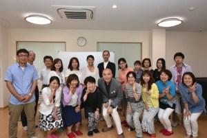 ツナゲルこころ講座初級 in 金沢 たくさんの方にご参加いただき大盛況で開催しました!!  [2016年6月 北陸旅行記 その19]
