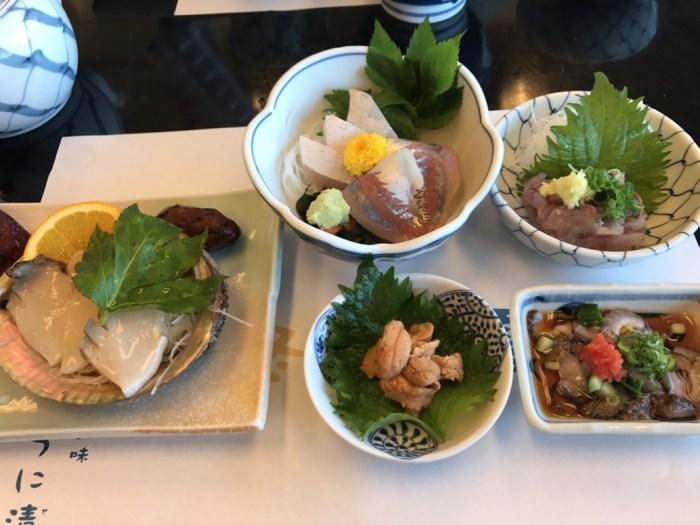 うに清(うにせい) 〜 真鶴の海 目の前 絶景磯料理店が大人気!!その理由は圧倒的ボリュームと贅沢で新鮮な料理だった!! [神奈川グルメ]
