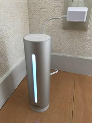 Netatmo(ネタトモ)ウェザーステーション NET-OT-000001 を鎌倉スタジオに設定して測定開始!!六本木との比較も楽しい!! [ガジェット]
