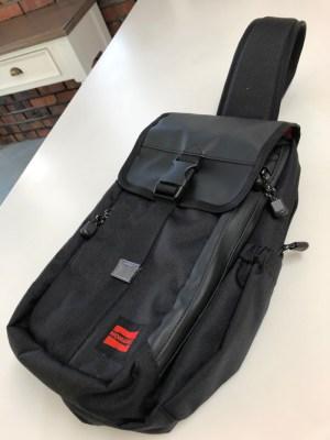 ノーマディック ワンショルダーバッグを購入! 荷物が減って身軽になったので Macを持たない日の外出用に♪ [商品レビュー]