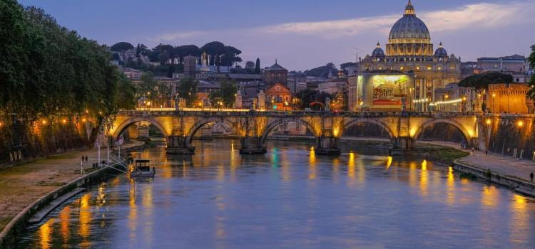 Rome Through the Eyes of Ken Lyons