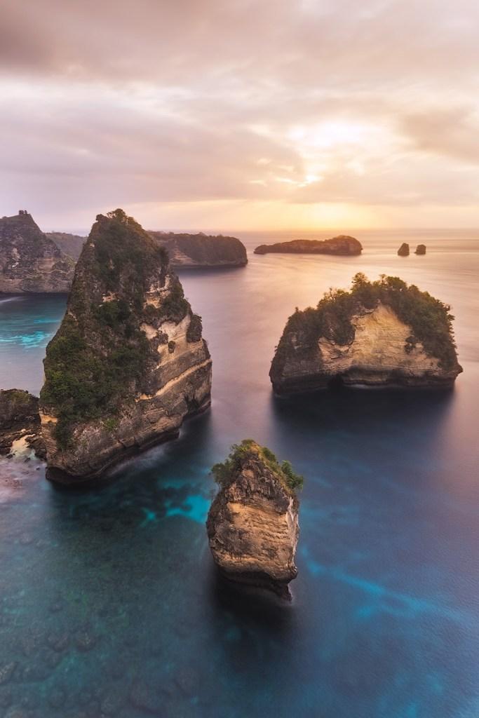 Nusa Penida Sunrise