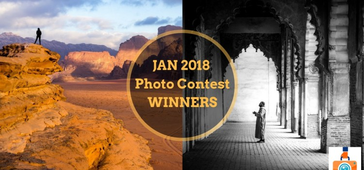 TTIM 116 – Winners of the January 2018 Photo Contest