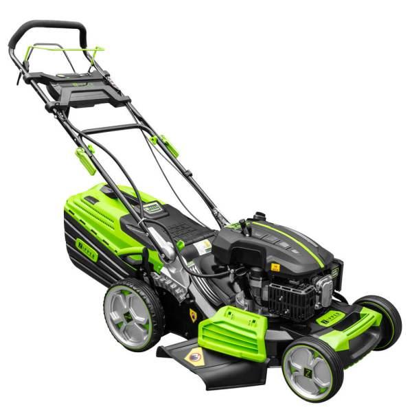 Zipper Benzin Rasenmäher Elektro Start ZI-BRM52EST
