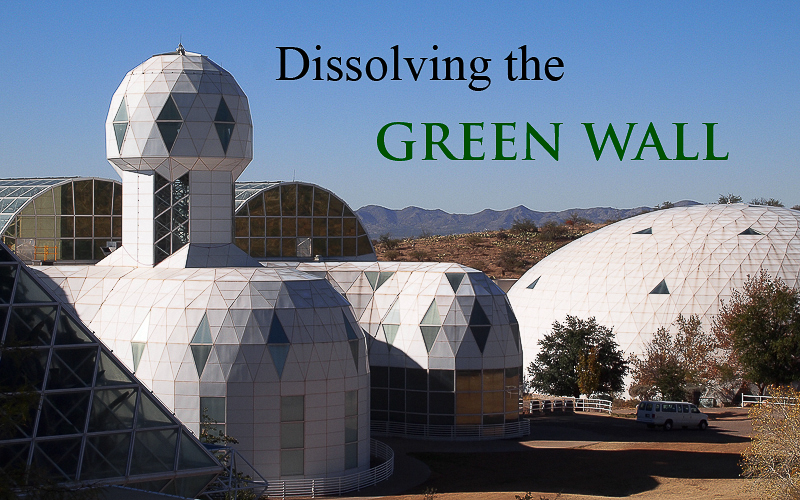 Dissolving the Green Wall: Stories from the Tropical Plants of Biosphere 2 (documentary film 9 min)
