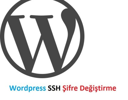 wordpress ssh şifre değiştirme