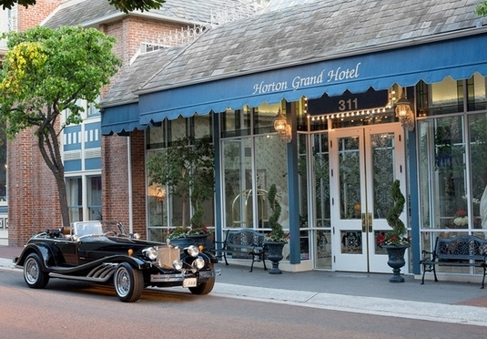 Hotel Recommendation: The Horton Grand Hotel , San Diego