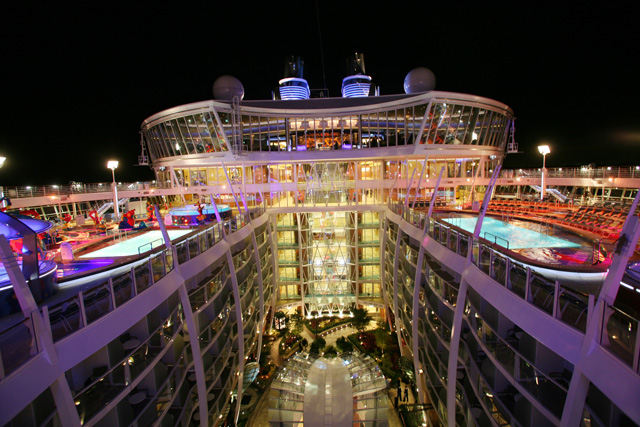 3 Holiday Cruises with OBC