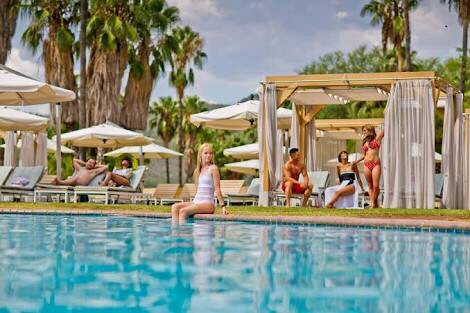 Yellow Time: 40% Off a room at The Cabanas Hotel Sun City