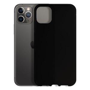Apple hoesjes Siliconen hoesje voor Apple iPhone 11 Pro – Zwart