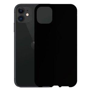 Apple hoesjes Apple – iPhone 11 – Siliconen hoesje – Zwart