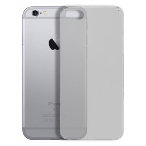 SALE Apple – iPhone 5G / 5S – TPU / Siliconen hoesje – Transparant