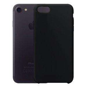 SALE Apple – iPhone 7 / 8 – Siliconen hoesje – Zwart