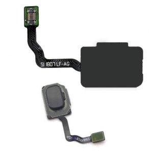 S9 Samsung – Galaxy S9 – Home Knop Flex – Zwart