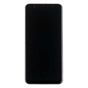 A50 LCD / Scherm voor Samsung Galaxy A50 – Origineel – Service pack – Zwart