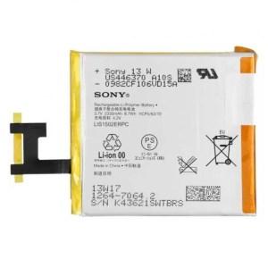 Onderdelen Xperia Z Batterij / Accu voor Sony Xperia Z