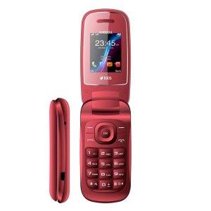 Khocell Telefoons Khocell – K12S+ – Mobiele telefoon – Met prepaid – Rood