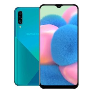Samsung telefoons Samsung – Galaxy A30S – Mobiele telefoon – Dual Sim – 64GB – Groen