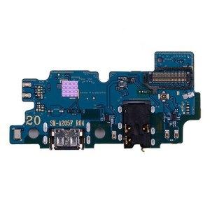 A20 Samsung – Galaxy A20 – Oplaad Connector – Flex