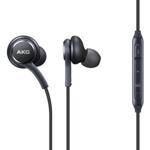 Samsung headsets Samsung – EO-IG955 S8 – Oordopjes – Tuned By AKG – 3.5mm aansluiting – Zwart