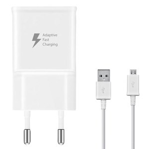 Adapters Samsung – Travel Adapter – 2A – Micro naar USB – OEM – Wit