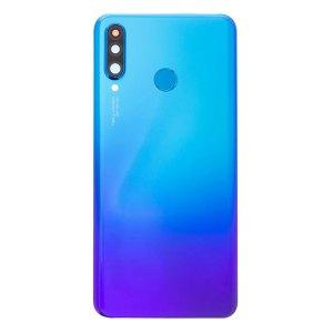 P30 Lite (New Edition) Achterkant met camera lens voor Huawei P30 Lite 48MP – Blauw