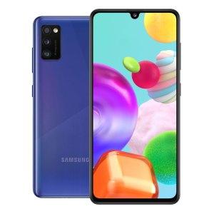 Samsung telefoons Samsung – Galaxy A41 – Dual-Sim – 64GB – Crush Blue