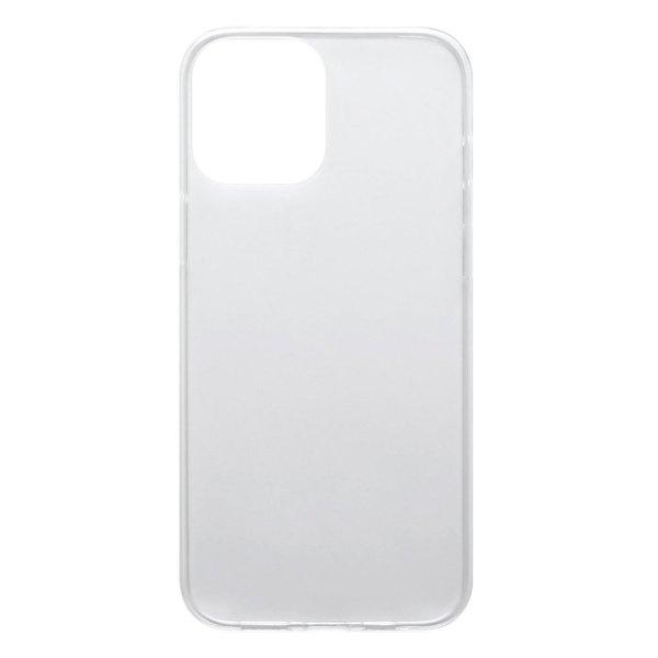 Apple hoesjes Apple – iPhone 12 Mini – TPU / Siliconen hoesje – Transparant