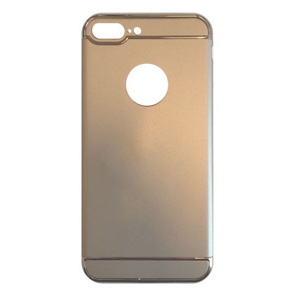 Apple hoesjes Fit Fashion – Hardcase Hoesje –  Geschikt voor iPhone 7 Plus – Goud