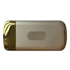 Powerbanks Khocell – Powerbank – 10.000 mAh – Draadloos opladen – Goud