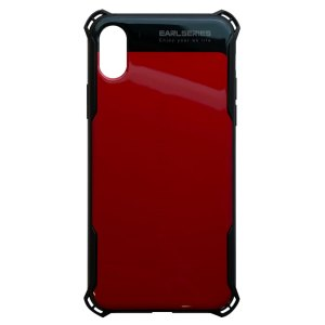 Apple hoesjes WK Design – Earl Series – Hardcase – voor iPhone X / XS – Rood