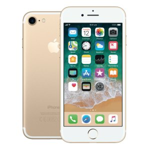 Apple Telefoons Apple – iPhone 7 – Mobiele telefoon – Refurbished – 128GB – Goud – A-B Grade