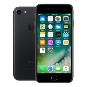 Apple Telefoons Apple – iPhone 7 – Mobiele telefoon – Refurbished – 128GB – Zwart – A-B Grade