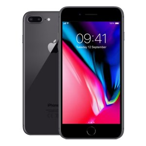 Apple Telefoons Apple – iPhone 8 Plus – Mobiele telefoon – Refurbished – 64GB – Zwart – A-B Grade