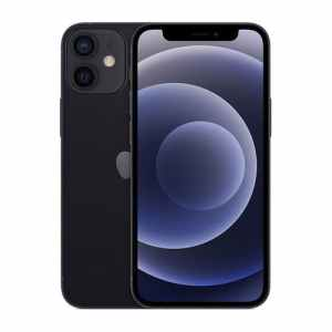 Apple Telefoons Apple – iPhone 12 Mini – Mobiele telefoon – 64GB- Zwart – NIEUW!!! (Marge toestel)