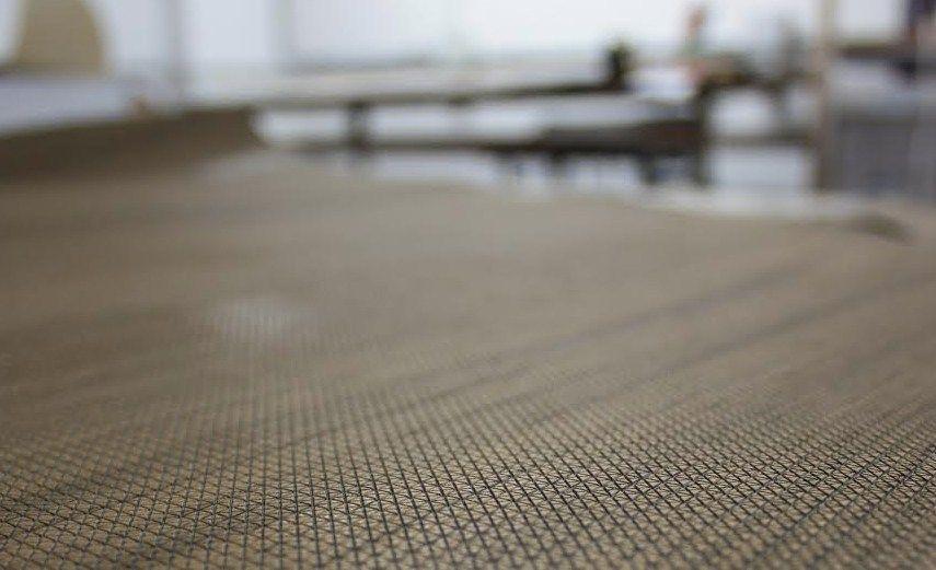 Les bottines Cémélé sont réalisées en bois assoupli au laser © Cémélé