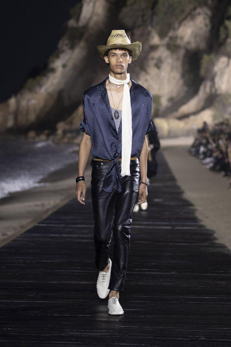 Saint Laurent Paris - Men SS20 - Look29