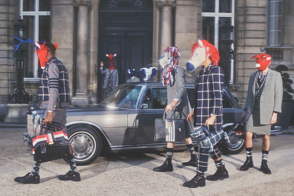 Thom Browne Automne-Hiver 2020