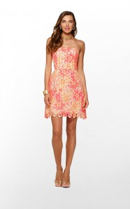 Rana Dress (the print is resort white sunkissed) by Lilly Pulitzer.