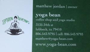 Yoga Bean