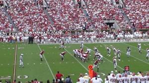 The Alabama Crimson Tide. Picture from WikiMedia.