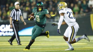 UCLA v. Oregon in 2013. Picture from dailyemerald.com.