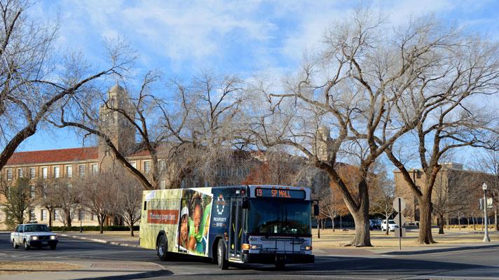 Texas Tech Bus System Under Scrutiny By Students   The Hub@TTU