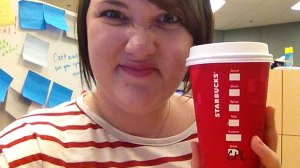 If you don't take a selfie with your coffee, then what's the point of drinking it?