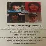 Texas Tech Student Missing Since Sunday