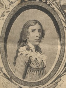 Deborah Sampson, woman who dressed as a man for 17 months to fight in the Revolutionary War. Photo courtesy of Creative Commons.