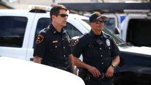 "The Lubbock Police Department hopes appearing on ""COPS"" will increase recruitment numbers. Allison Terry/The Hub@TTU"