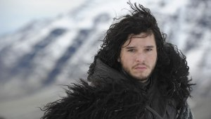 Jon Snow is one of the most popular characters on the show. Picture provided by HBO.