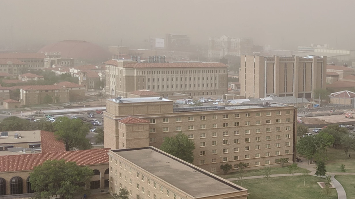 UNFILTERED: The story of Lubbock's air and water quality with no filters
